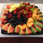 Fruit Plate Three